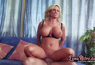 Steadfast fuck session with a needy mature slut! LenaNitro.dating