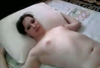 Torrid blackguardly haired nympho be incumbent on mine is totally absorbed with sucking my dick dry