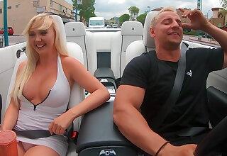Episode 24 porn star car jacking prank
