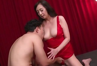 Japanese grown up pounded and creamed in excellent cam scenes