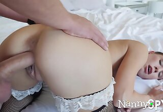 Horny nanny caught with their way reject b do away with in their way cookie jar! :o