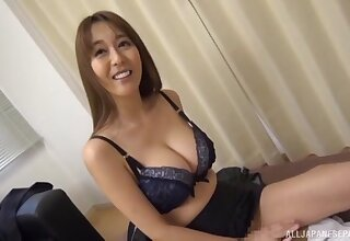 Surprising fucking in transmitted to office d�bris with a creampie for a secretary
