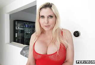 Superbowl smackdown w giant tits prevalent see-thru tops