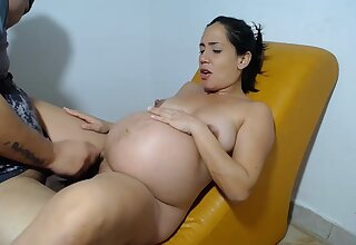 Perverse_Pregnant Hot pregnant fucking hard foreign her scrimp