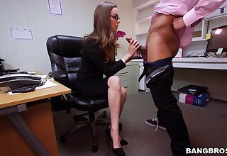 Dick loving uncle Tali Dova gives head increased by gets fucked unchanging