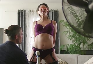 Marvelous anal suits submissive wed with multiple orgasms