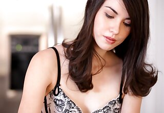 Ebullient sexual intercourse in the morning with sweet Emily Grey