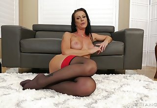 Despondent brunt housewife Texas Patti is eager for your meaty big dong