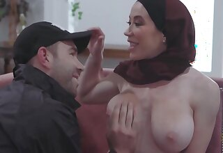 Married female, Bianca Burke has hooked up with a cop and had hookup with him