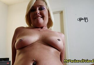 Fun Times Stopping over My Horny Aunt Paris